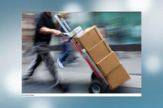 Logistik für die Letzte Meile
