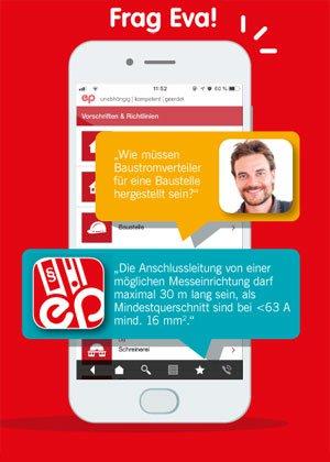 Frag EVA - epVorschriften App